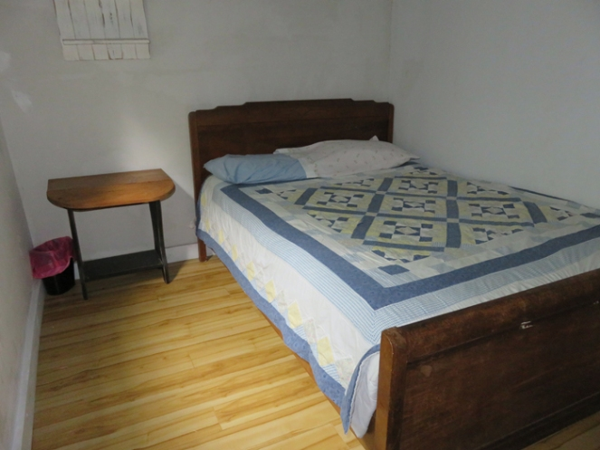 Three bedrooms with lots of space!